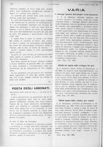 Il policlinico sezione pratica anno 1927 parte 1 ocr parte4 by ... 21e24ceab1e0