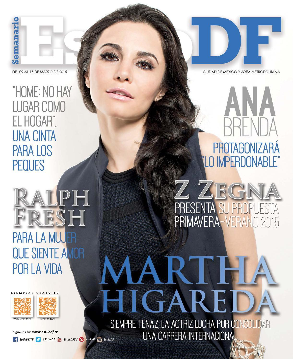 EstiloDF Martha Higareda by EstiloDF - issuu 1f5853688f