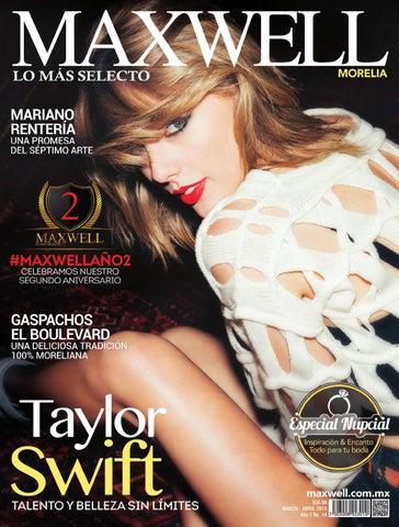 Revista Maxwell Morelia Ed. 14 by Grupo Editorial Maxwell - issuu 96ae4087fed2