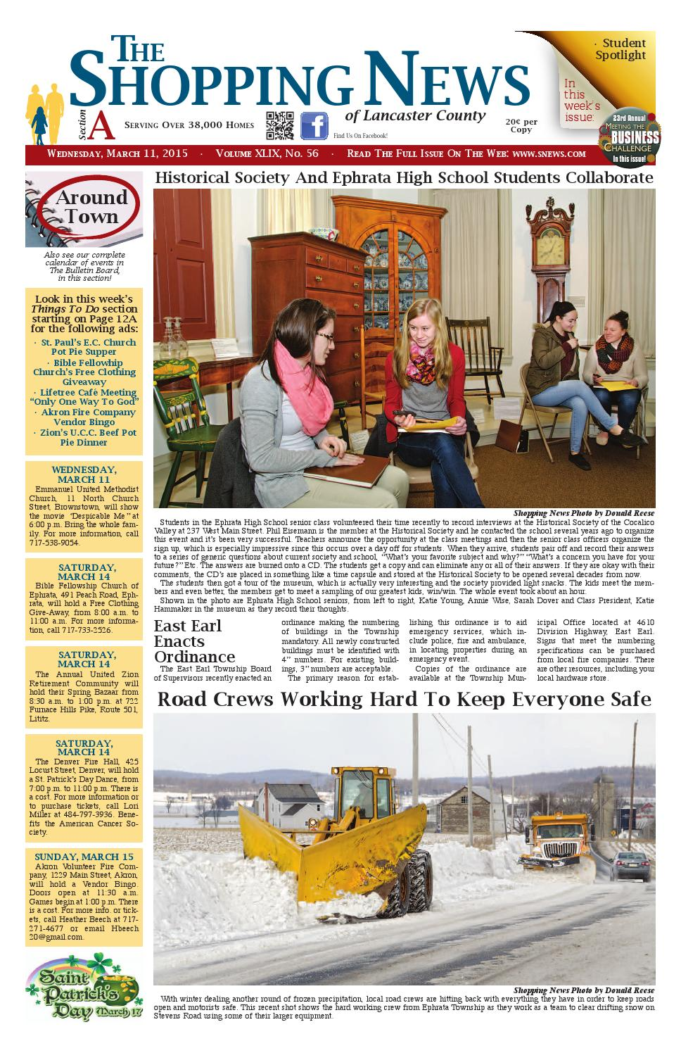 3.11 issue by Shopping News - issuu 6d8470fc14a07
