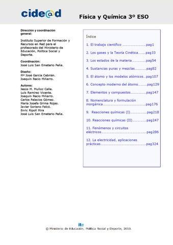 Fundamentos de Química. 14a. ed. Morris Hein y Susan Arena by ...