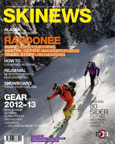 e8fefa847510 Skinews 2012-13 by Surf   Ski Danmark A S - issuu