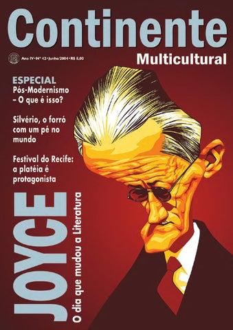 62d54ef1445b7 Continente  042 - Joyce by Revista Continente - issuu