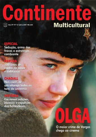 baa492428a Continente  043 - Olga by Revista Continente - issuu