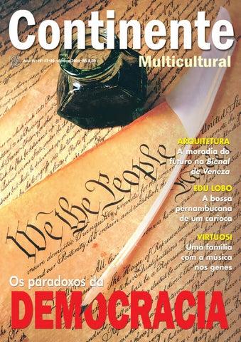 e45d7a7eced Continente  047 - Democracia by Revista Continente - issuu