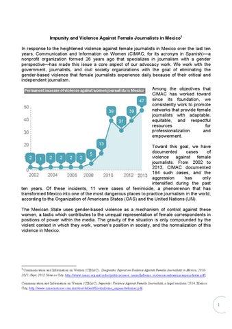 english resumen ejecutivo pdf by cimac redes issuu