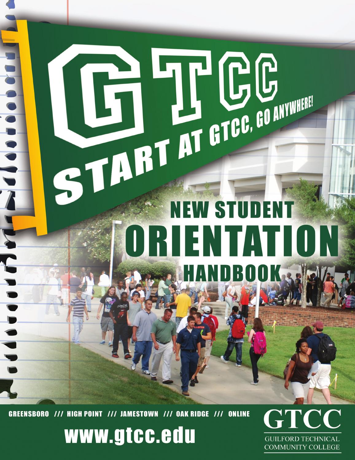 gtcc edu web advisor