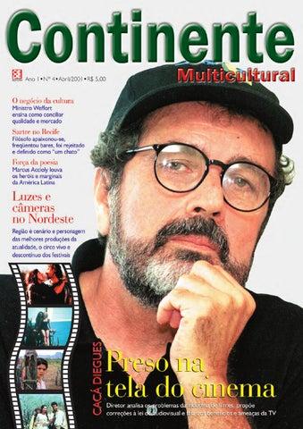 Continente  004 - Cacá Diegues by Revista Continente - issuu 509d00a68ca
