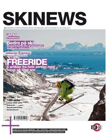 6ba6c634d10f Skinews 2011-12 by Surf   Ski Danmark A S - issuu