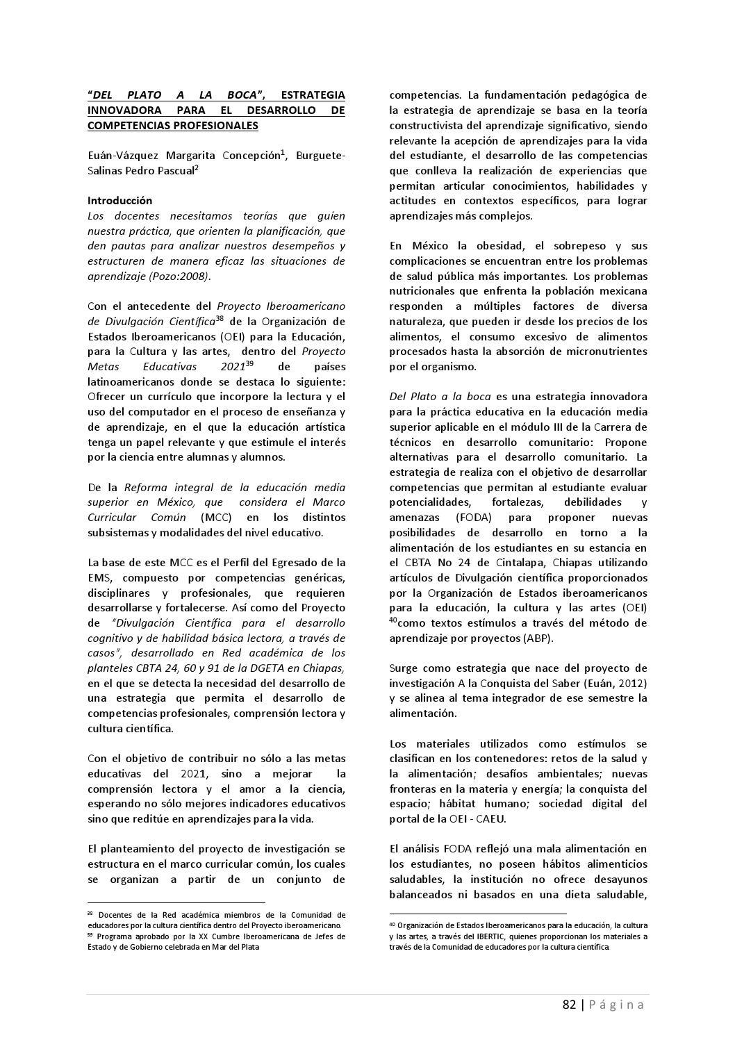 Revista Copei Año 01 No 01 By Revista Copei Mx Issuu