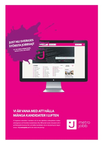 finest selection e035e a17ff 20150310 se goteborg by Metro Sweden - issuu
