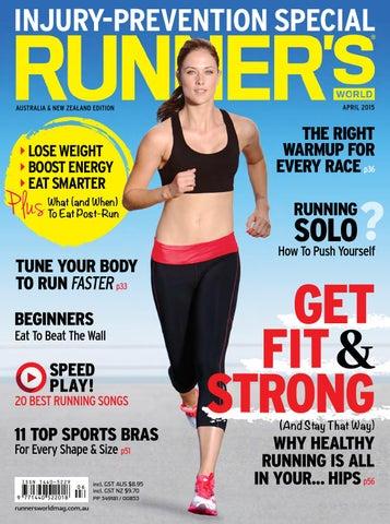 112d005c015 Runner s World April 2015 by Runner s World magazine Australia   New ...