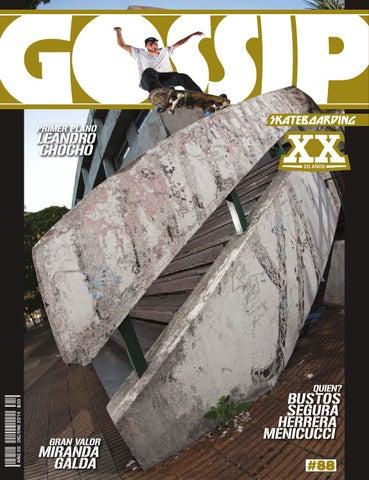 Gossip Skate Mag  88 - DIC 2014 by GOSSIP SKATEBOARDING - issuu 547038dd85d