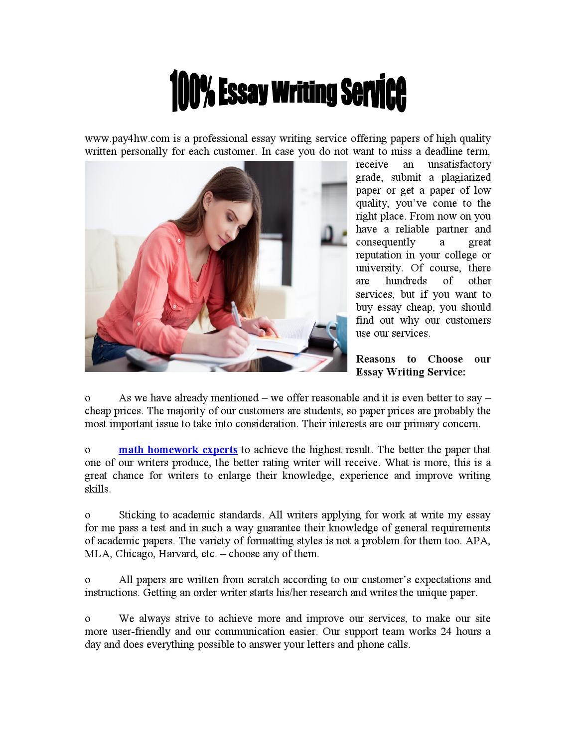 Esl scholarship essay writer services