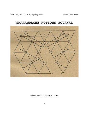 Smarandache Notions Journal, 13 by Don Hass - issuu