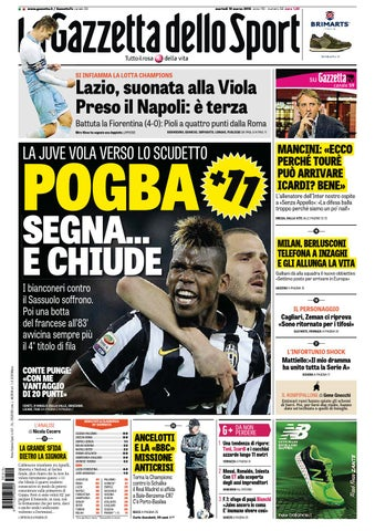 La Gazzetta dello Sport (03-10-2015) by Nguyen Duc Thinh - issuu f69bbe315ca1
