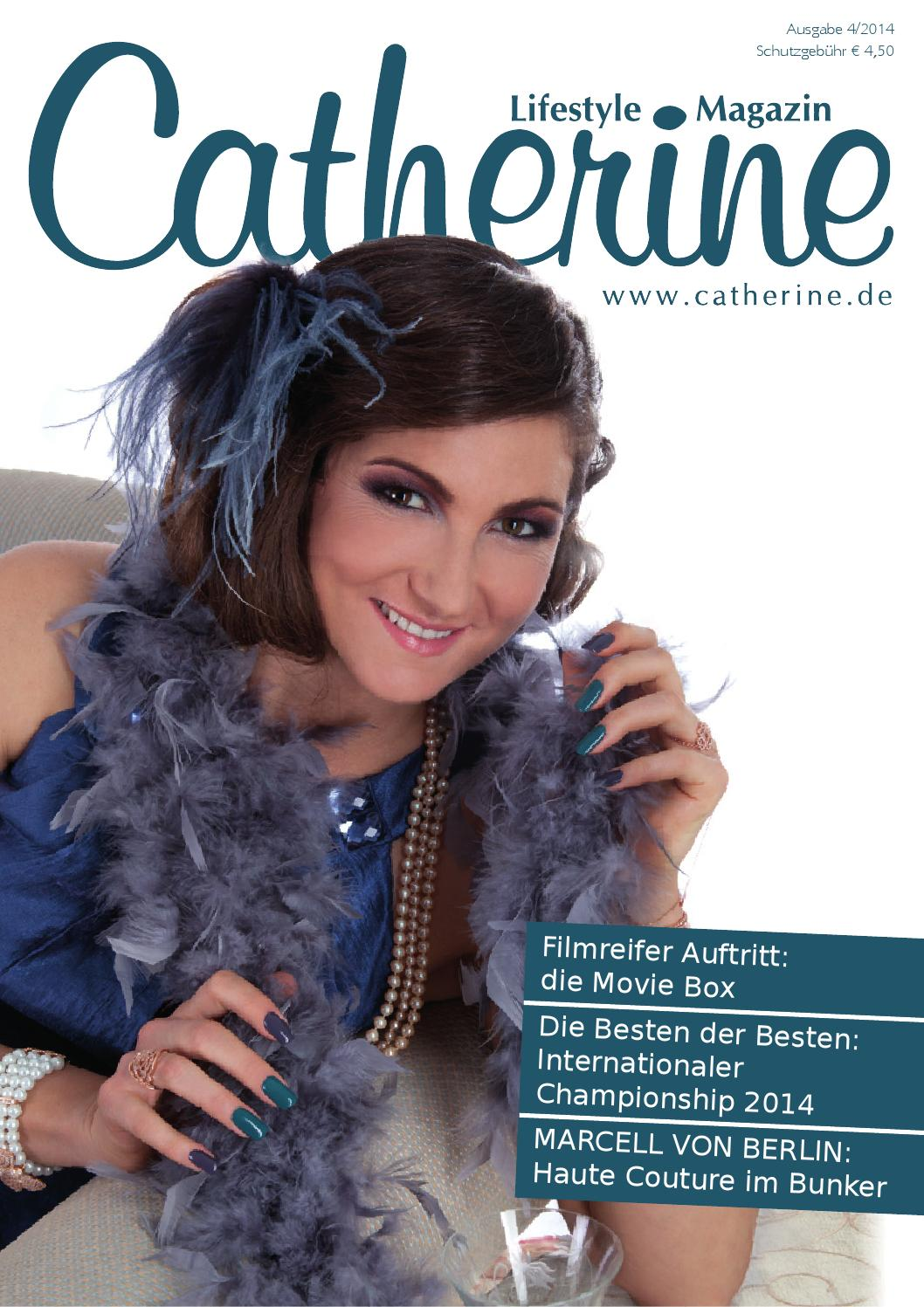 ausgabe 04 2014 catherine nail collection by catherine nail