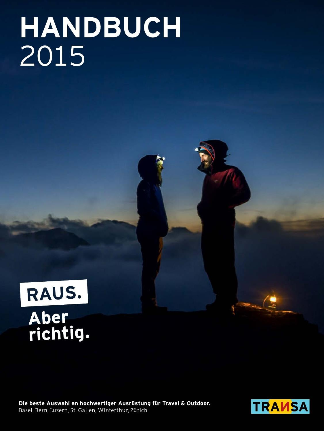 Transa Handbuch 2015 by Transa Travel & Outdoor issuu