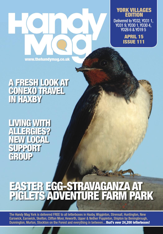 Handy Mag York April15 by Moonriver Publishing Ltd - issuu