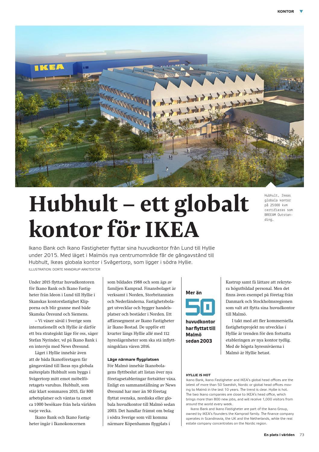Globala svenskar nya trenden