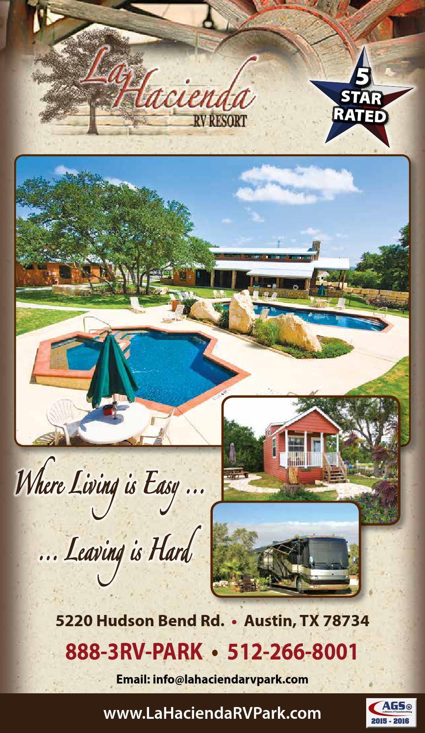 La Hacienda Rv Resort By Ags Texas Advertising Issuu
