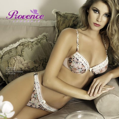 f9b72e6ad Provence Lingerie - Inverno 2015 by Provence Lingerie - issuu