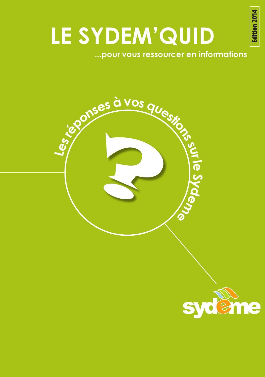 Super remise bons plans 2017 grande sélection Sydem quid 2014 version web by SYDEME - issuu