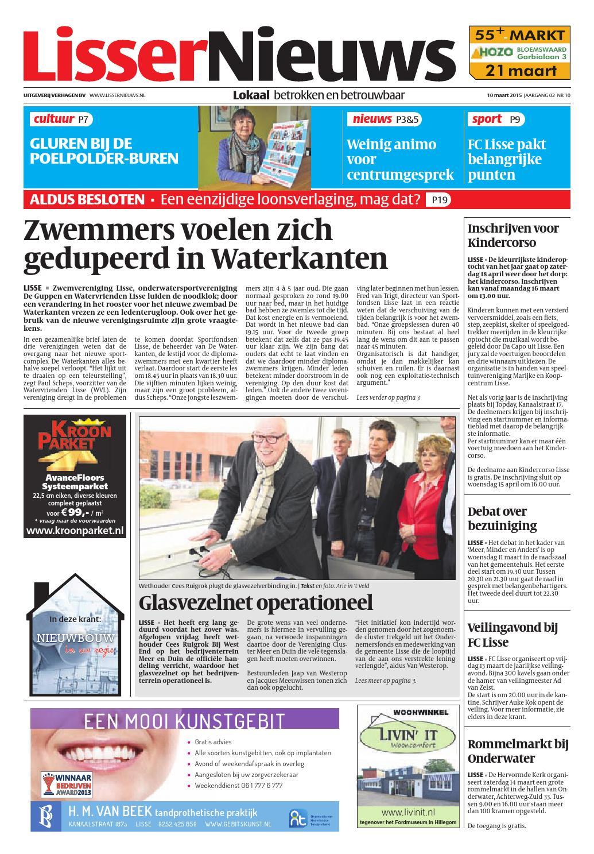Ik Hou Van Holland Zitzak.Ln Week 11 15 By Uitgeverij Verhagen Issuu