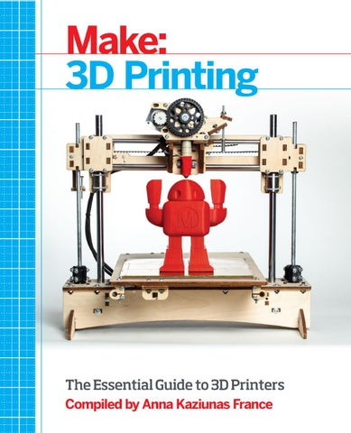 make 3d printing by wattronix - issuu