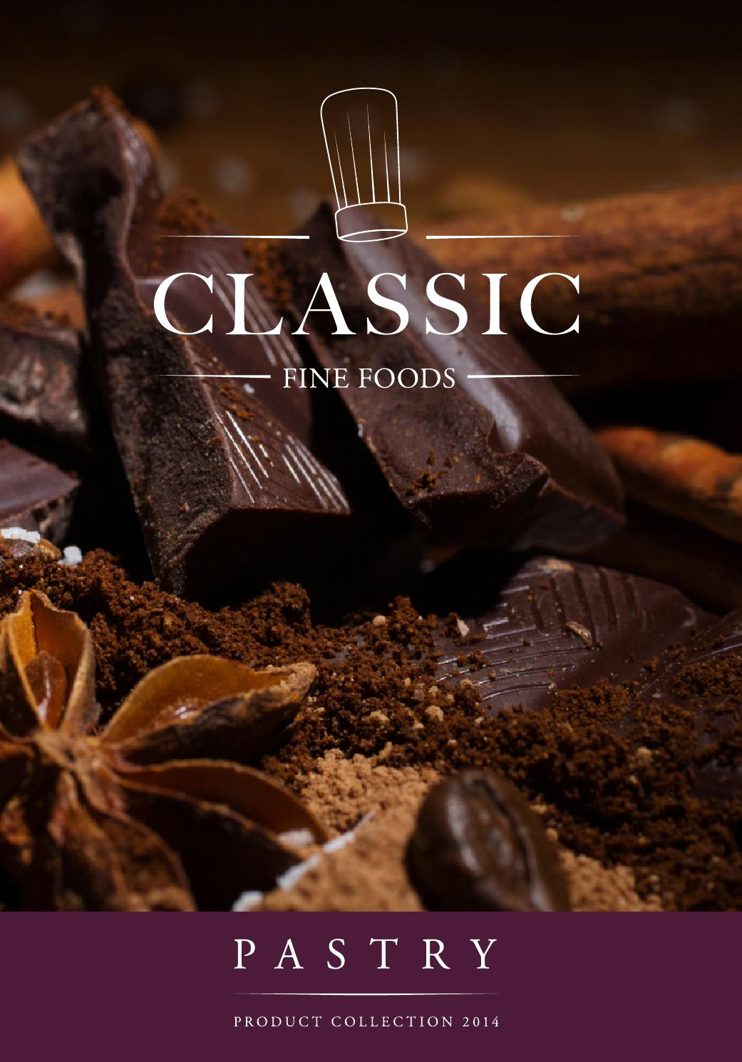 Classic Fine Foods Product Collection 2014 Pastry By Red Velvet Nougat Cake 40x60cm Issuu