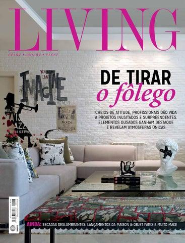 607a7dd08 Revista Living - Edição nº43 - Fevereiro de 2015 by Revista Living ...