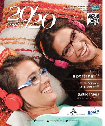 97ee618e6d 2020 1ra 2015 Andina by Creative Latin Media LLC - issuu