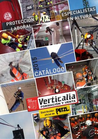 2beb8e3ac75 Catalogo verticalia 2015 by Catalogos - issuu