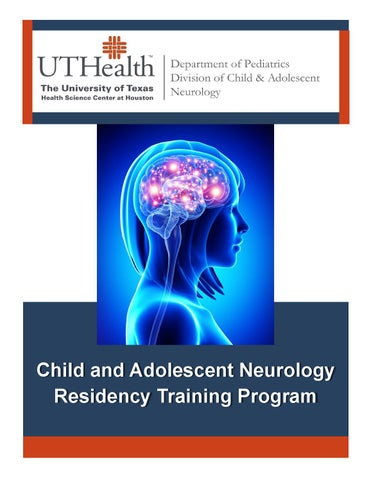Child neurology resdiency guide by UT Child Neurology - issuu