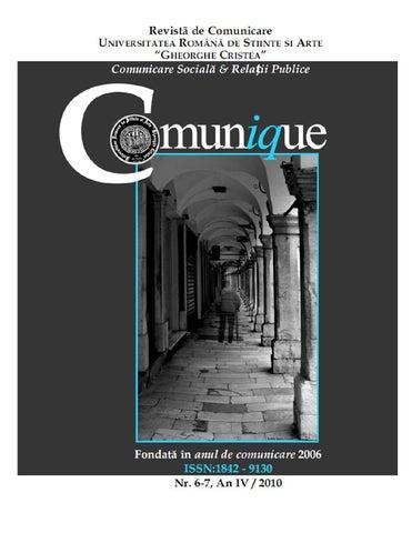 Volum 4 - Facultatea de Litere