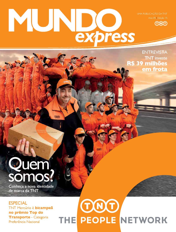 mundo express 15 by tnt brasil issuu
