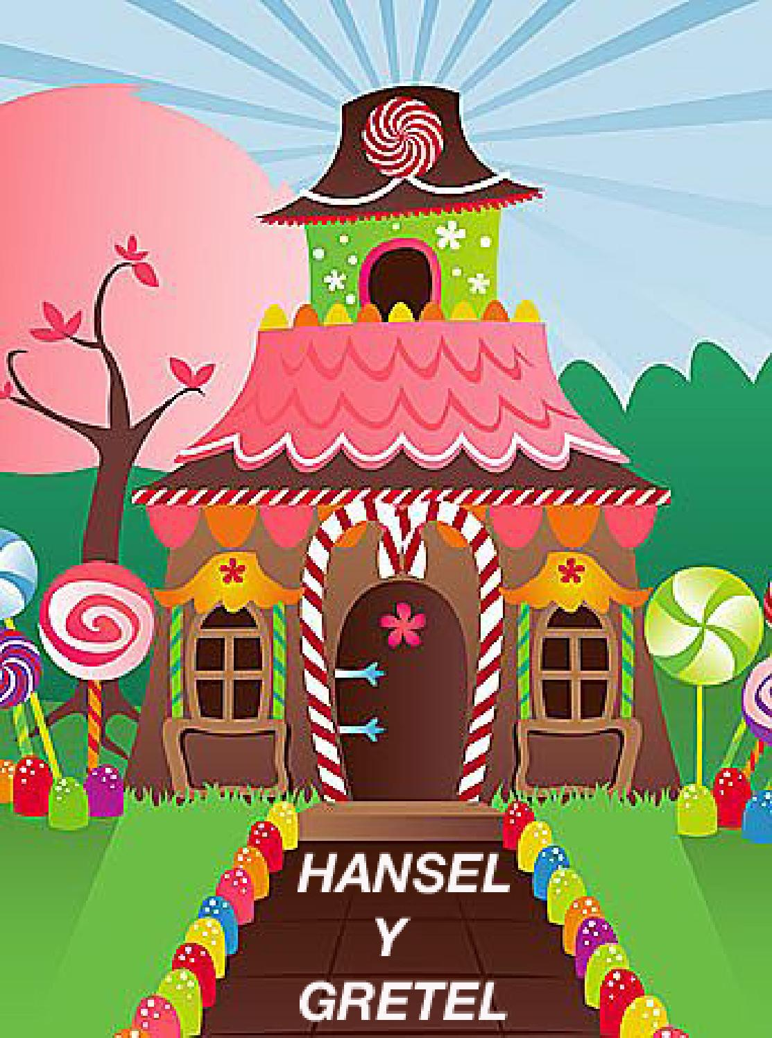 Hansel y gretel by Readdict - issuu
