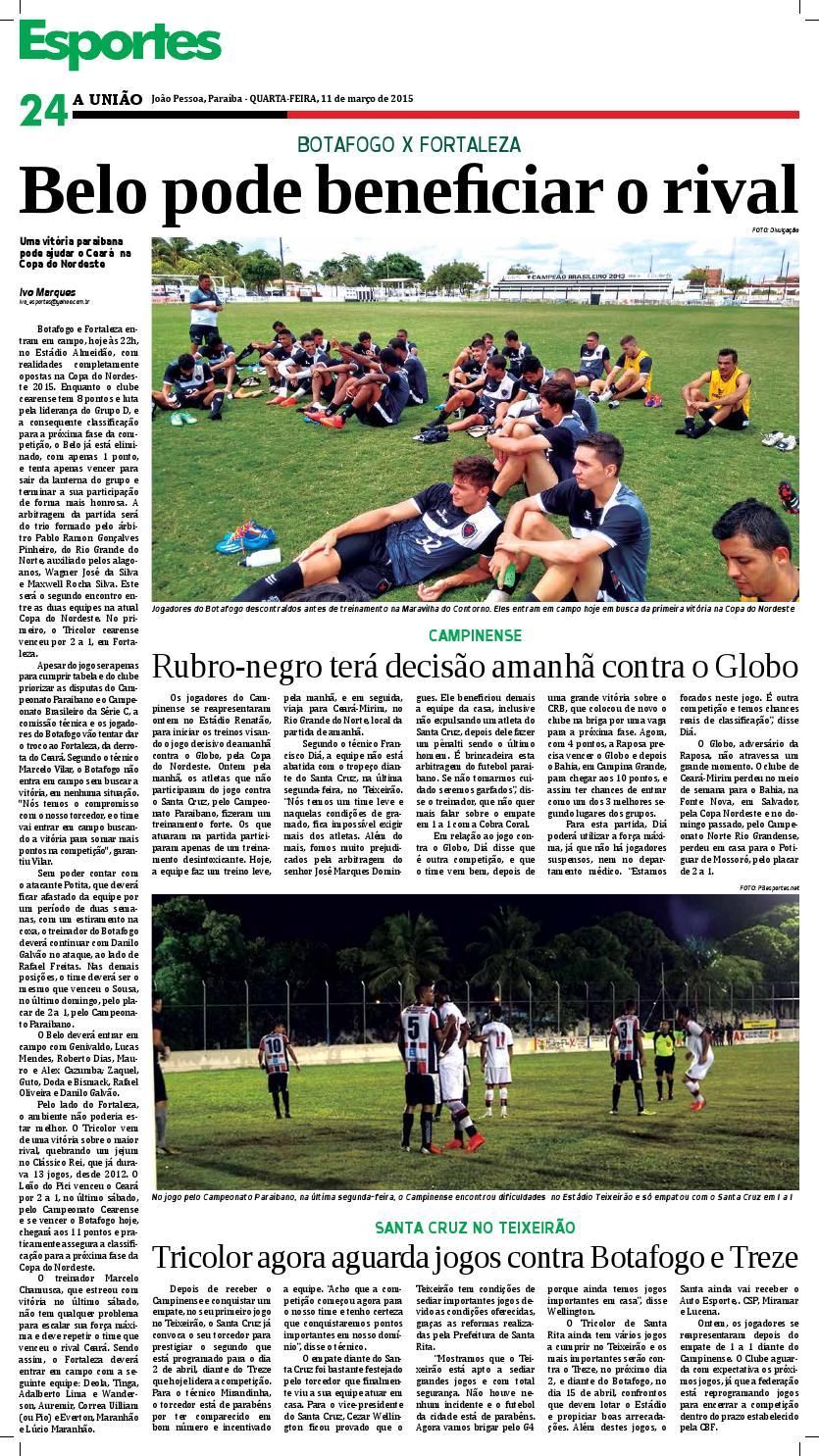 5c7a6bda5 Jornal A União by Jornal A União - issuu