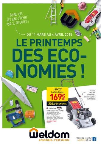 Weldom Catalogue 11mars 4avril2015 By Promocatalogues Com