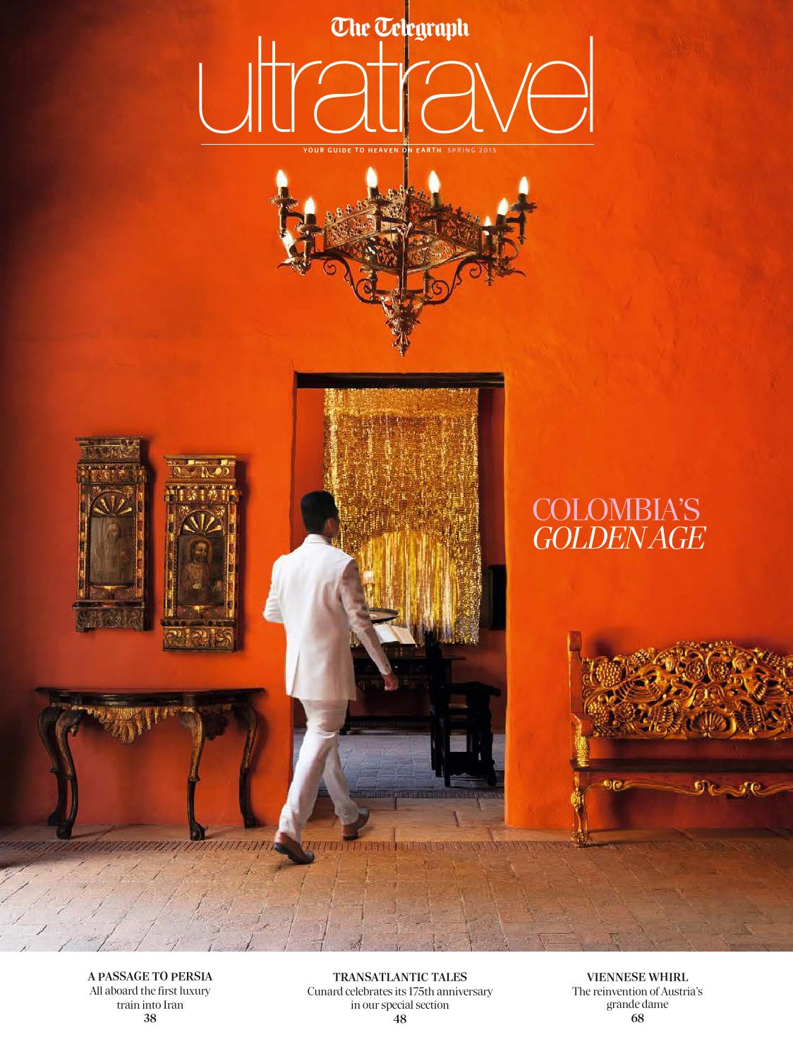Ultratravel Spring 2015 By Johnny Morris Issuu