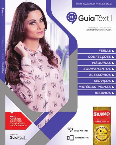b89291030c Guia Têxtil - 20ª edição by Guia Têxtil - issuu