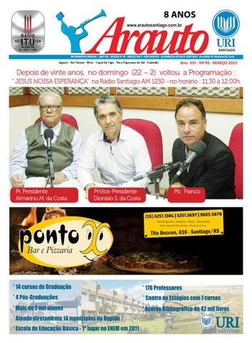 6f4db1a57 Jornal arauto edicao 95 março 2014 by Arauto Jornal - issuu