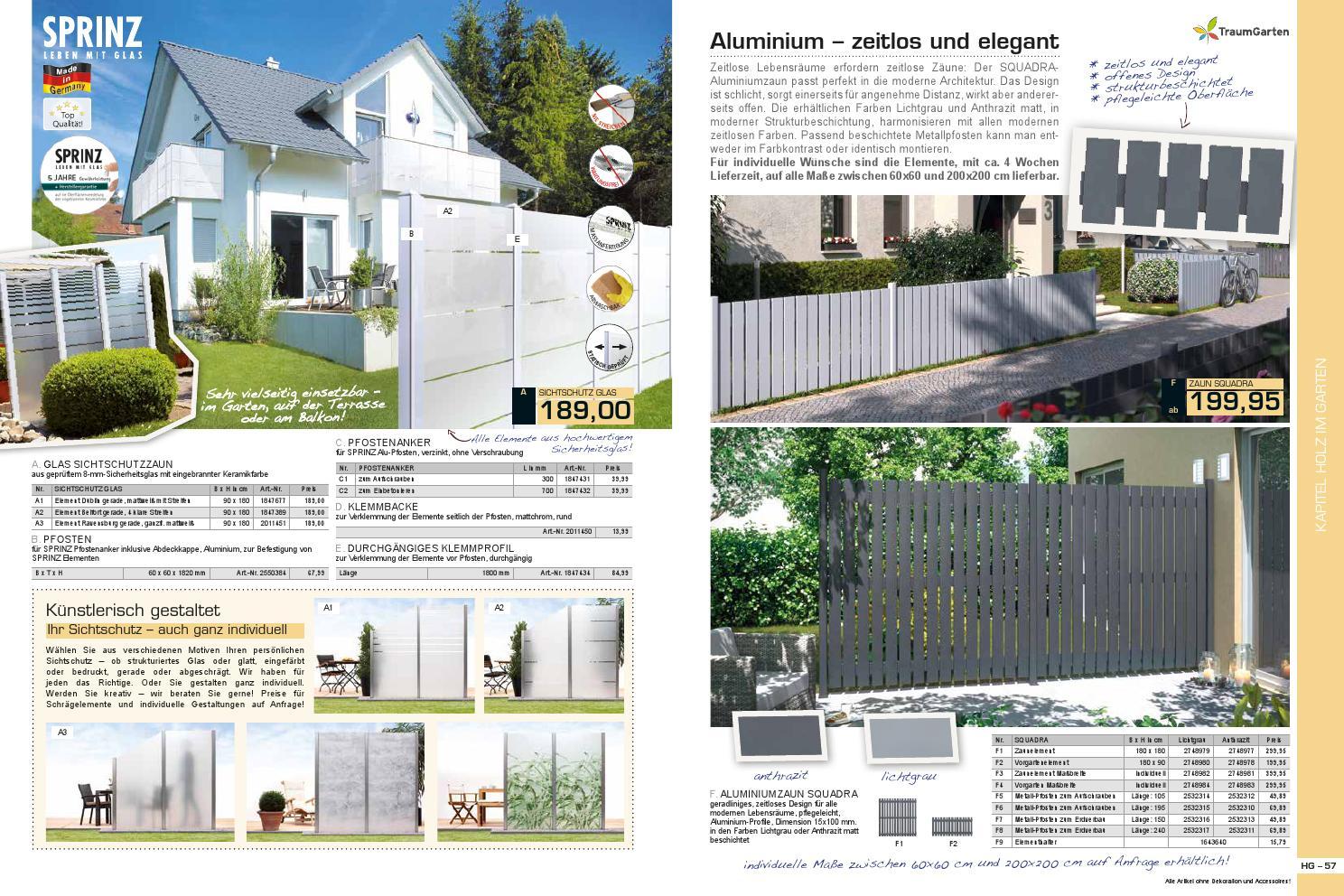 Gartenkatalog 2015 Bauzentrum Luchau By Fullhaus Issuu