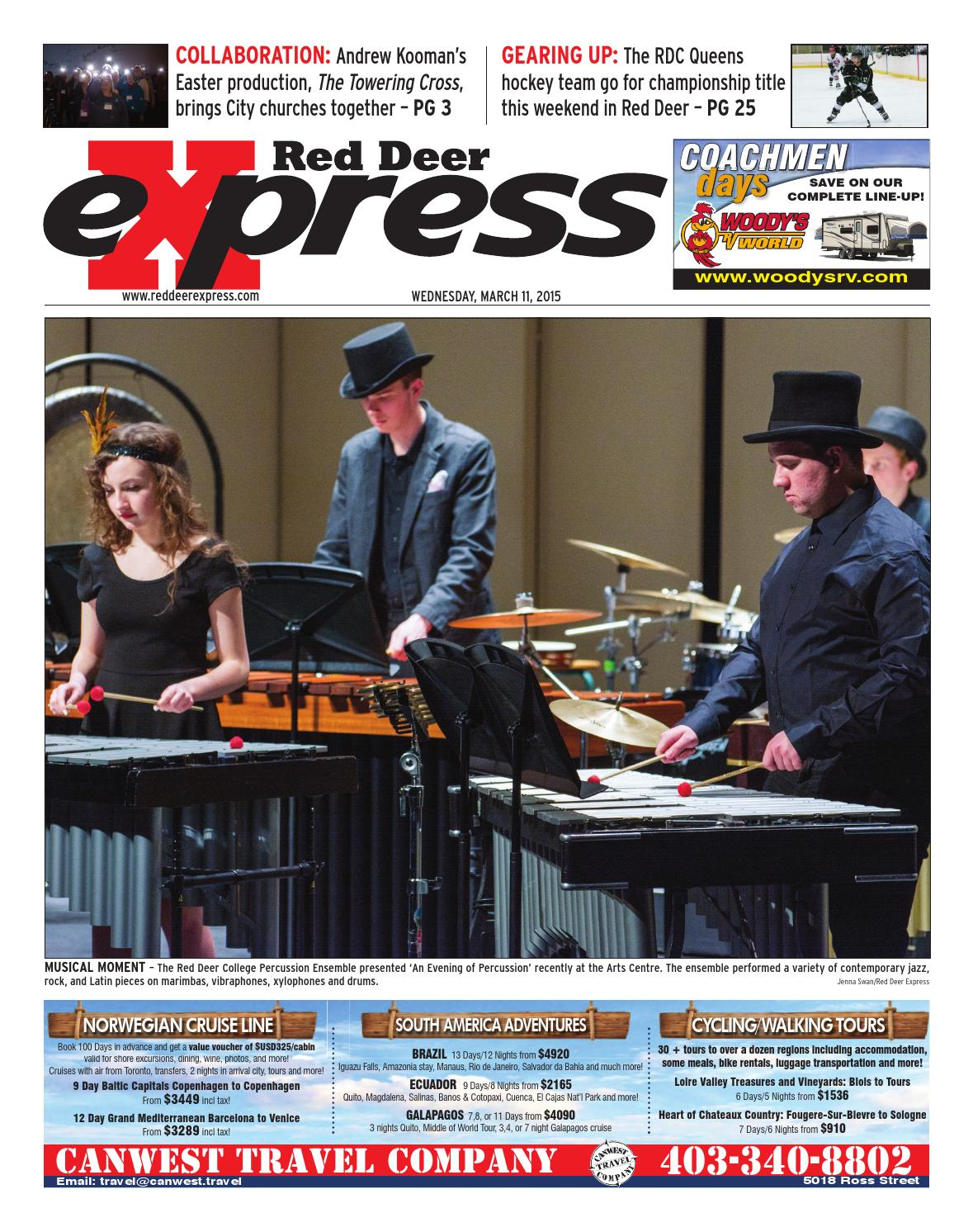 Red deer express march 11 2015 by black press issuu