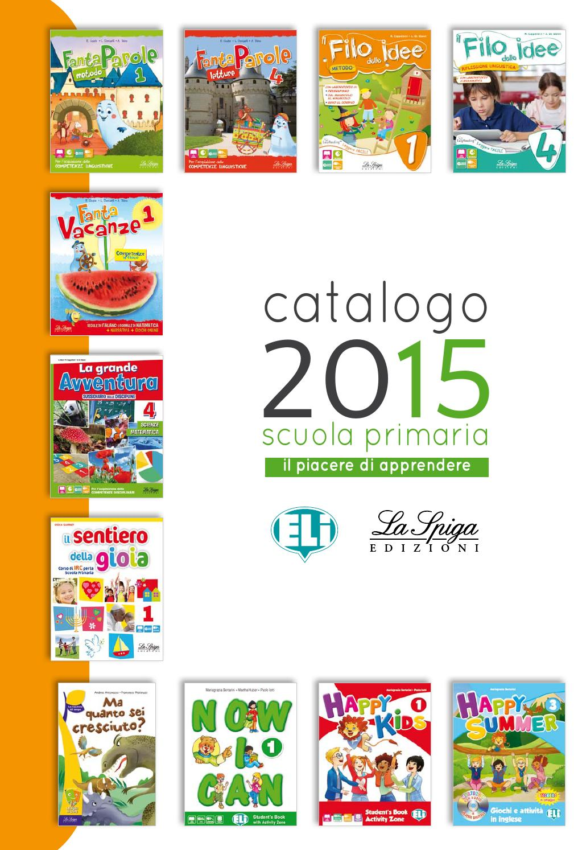 Catalogo Scuola Primaria 2015 By Eli Publishing Issuu