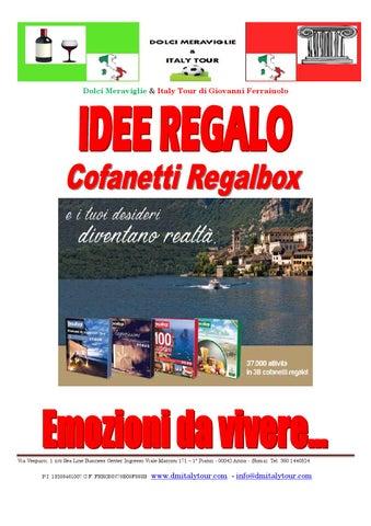 IDEE REGALOCofanetti regalbox dolci meraviglie by DOLCI ...