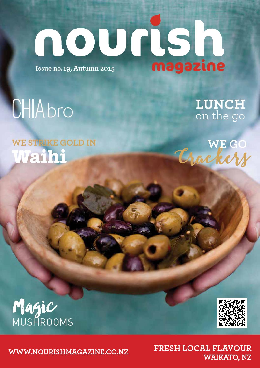 Nourish Magazine Waikato Autumn 2015 by Nourish Magazine - issuu