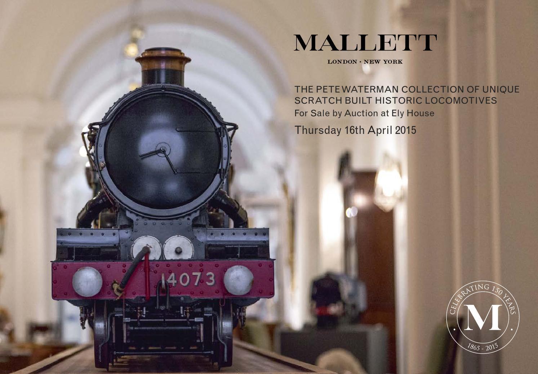 The Pete Waterman Sale by Mallett - issuu
