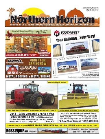 363e5a7fb1e8 The Northern Horizon March 13 by The Northern Horizon - issuu