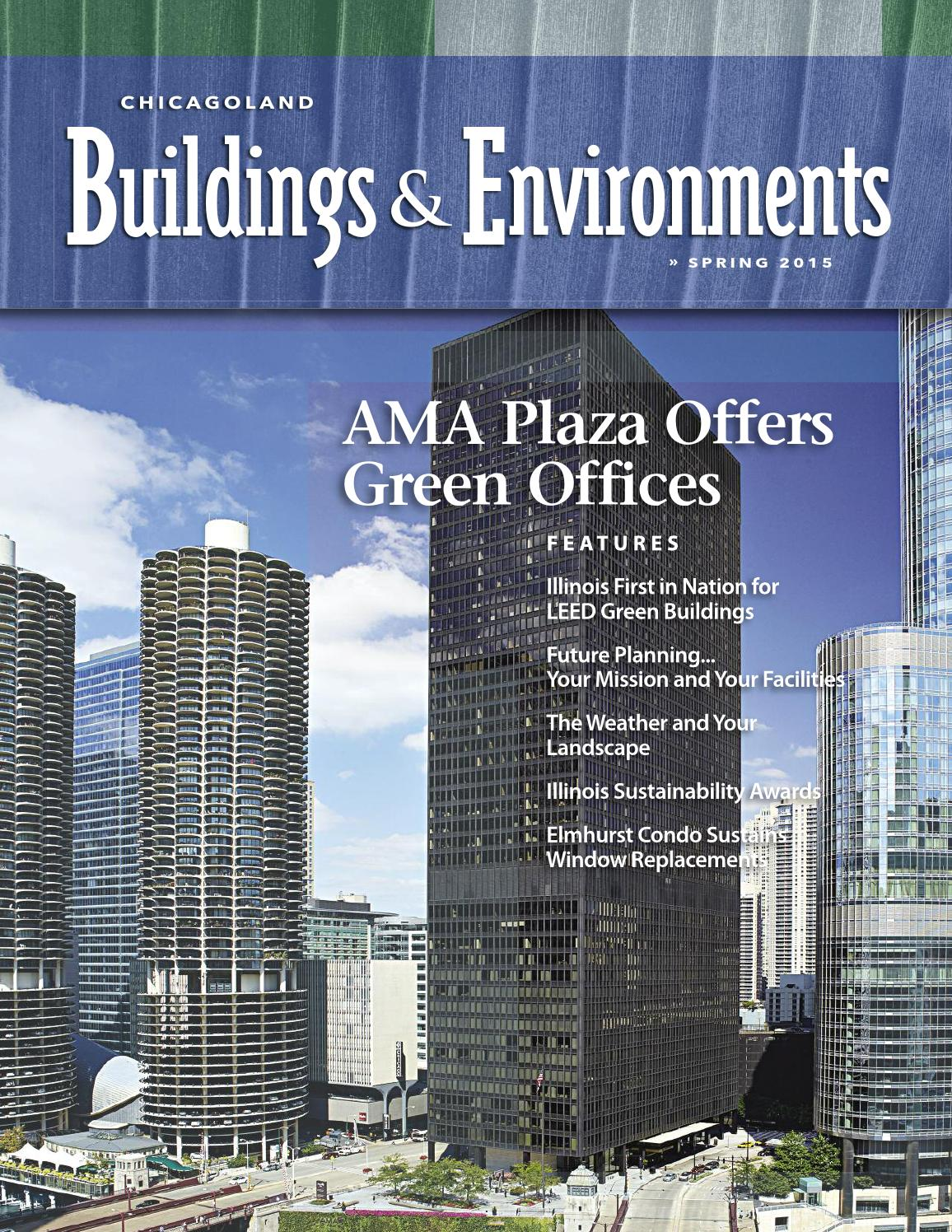 Chicagoland Buildings Amp Environments 03 15 By Spiral94 Issuu